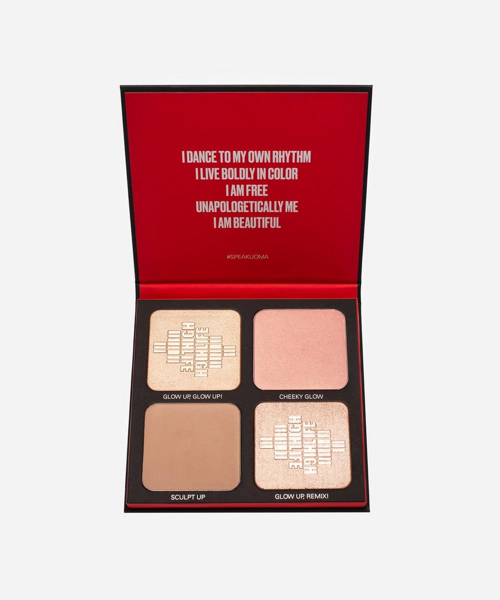UOMA Beauty - Highlife Palette Vol. 2 Light to Medium