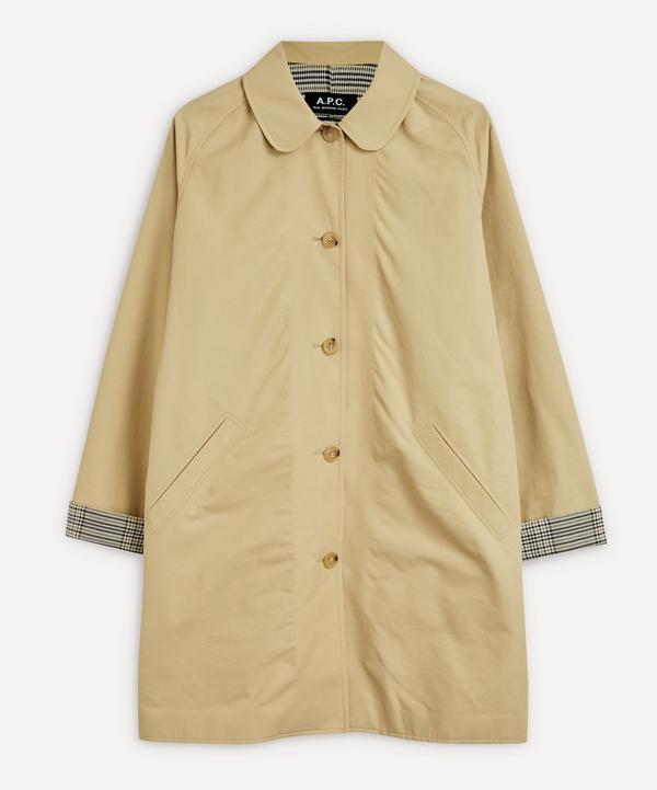 A.P.C. - Lou Cotton Car Coat