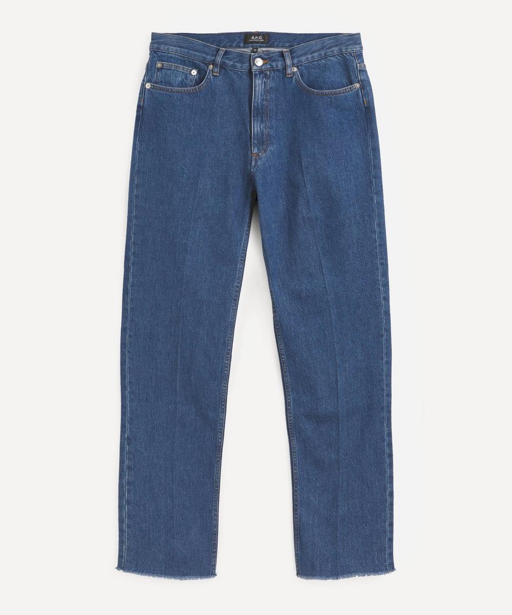 A.P.C. - Rudie Cut-Off Jeans