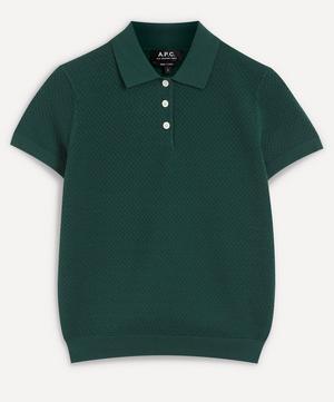 Maria Knit Polo-Shirt