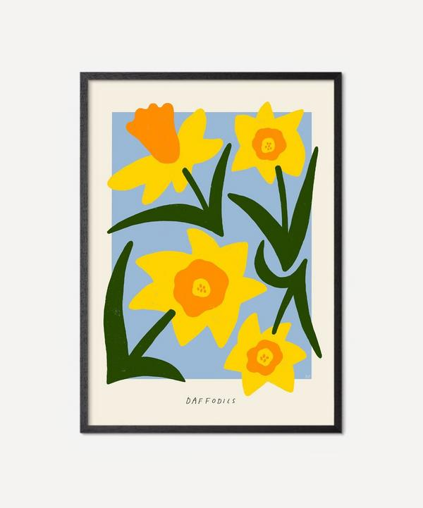 PSTR Studio - Unframed Daffodils Print