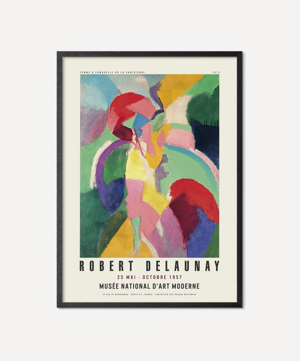 PSTR Studio - Unframed Robert Delaunay D'Art Moderne Print