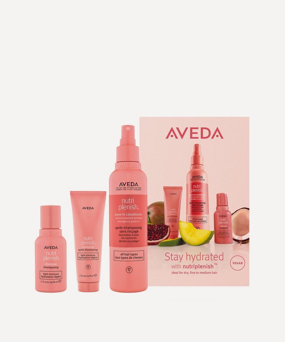 Aveda - Stay Hydrated Nutriplenish Set