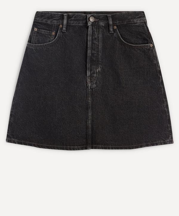 Acne Studios - Denim Mini-Skirt
