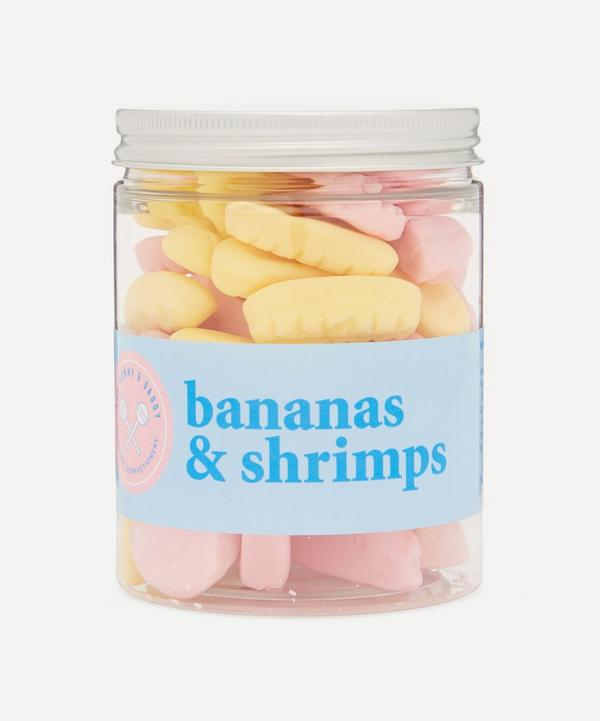 Ask Mummy & Daddy - Bananas and Shrimps Sweets 140g