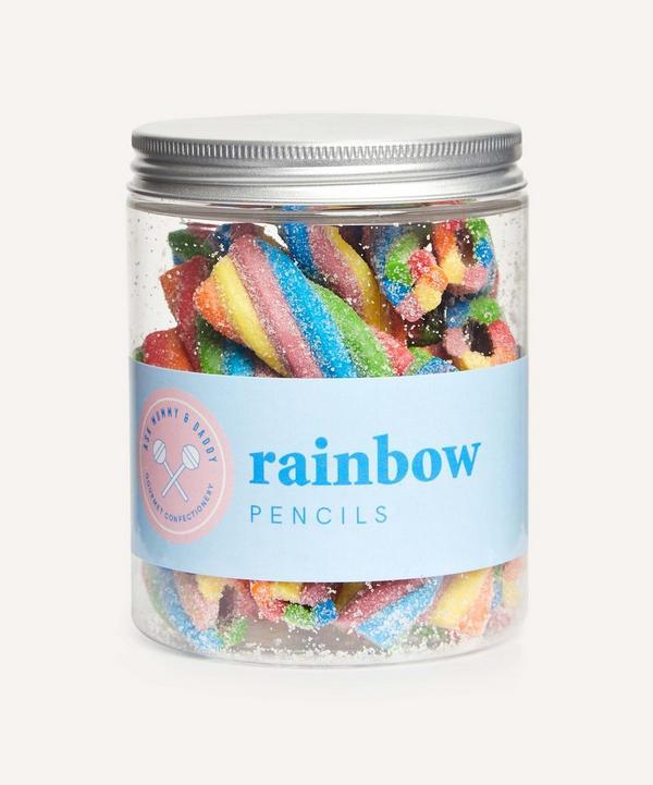 Ask Mummy & Daddy - Rainbow Pencils Sweets 150g