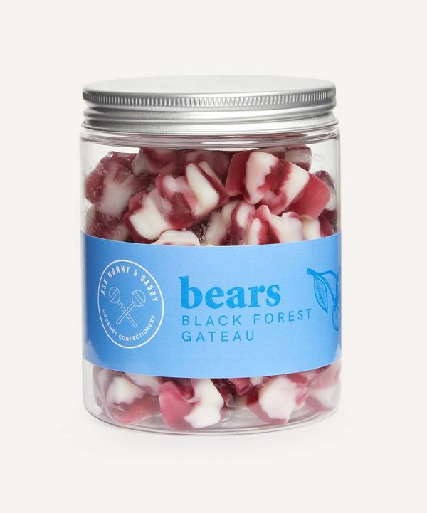 Ask Mummy & Daddy - Black Forest Gateau Bears Sweets 220g