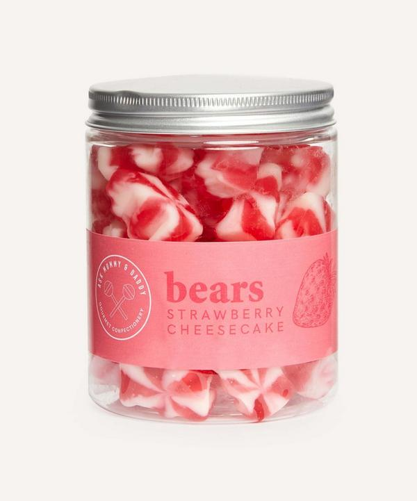 Ask Mummy & Daddy - Strawberry Cheesecake Bears Sweets 220g