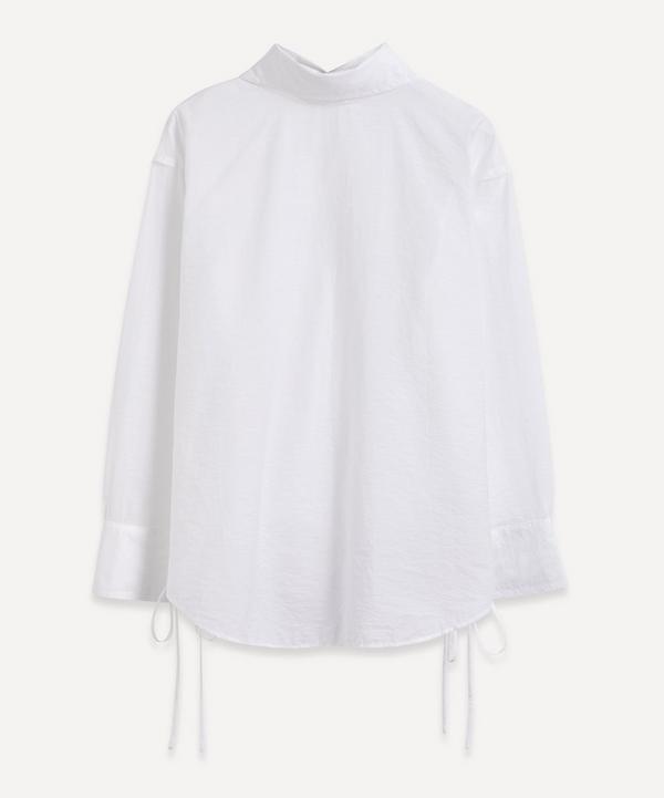 Acne Studios - Backwards Cotton Poplin Shirt