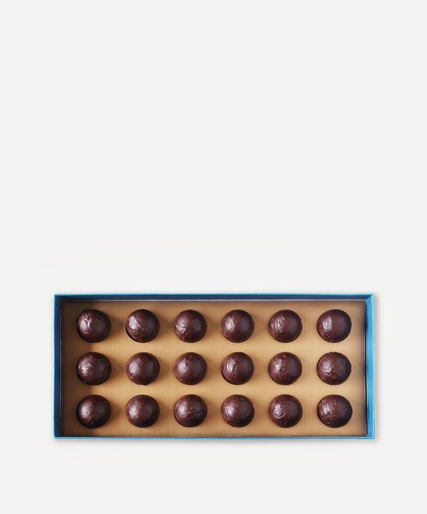 Melrose and Morgan - Sea Salt Caramels Box 205g