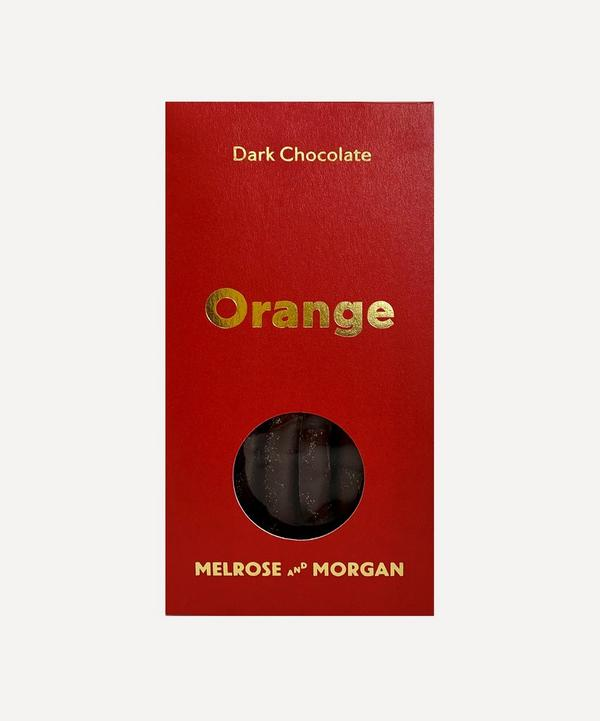 Melrose and Morgan - Chocolate Orange Bag 125g