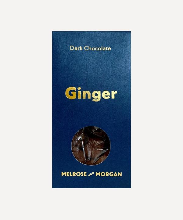 Melrose and Morgan - Chocolate Ginger Bag 125g