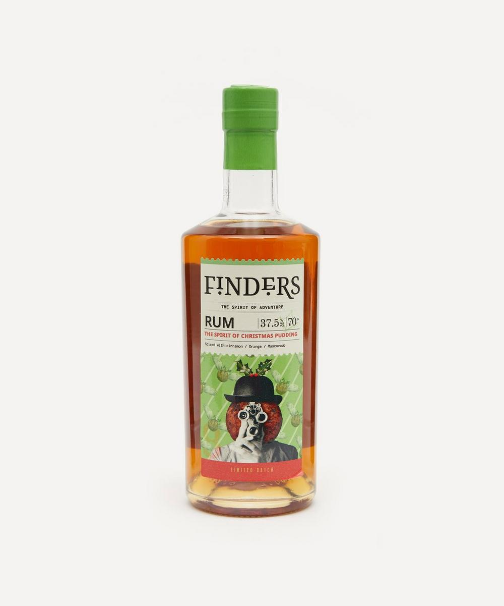 Sloemotion - Finders Christmas Pudding Rum 700ml