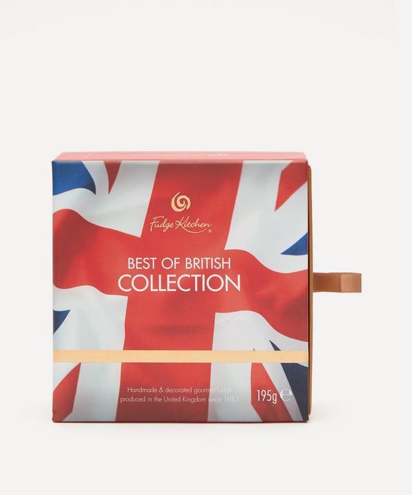 Fudge Kitchen - Best of British Fudge Selection 195g