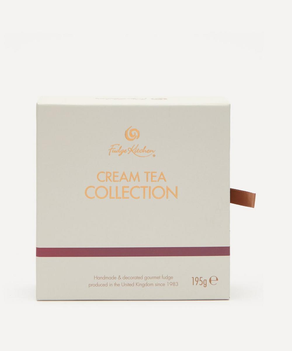Fudge Kitchen - Cream Tea Fudge Selection 195g