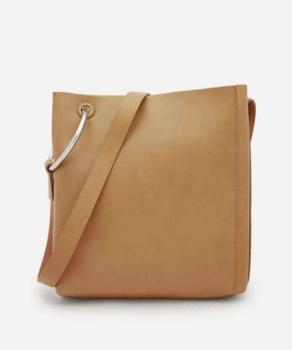 Dries Van Noten - Leather Hobo Bag