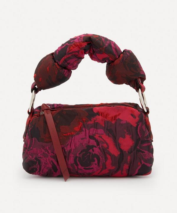 Dries Van Noten - Mini Floral Jacquard Padded Handbag