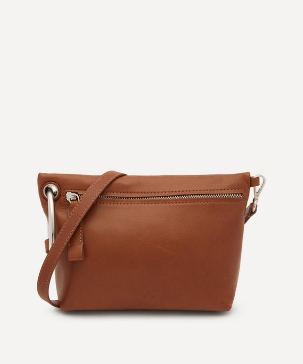 Dries Van Noten - Leather Cross-Body Bag