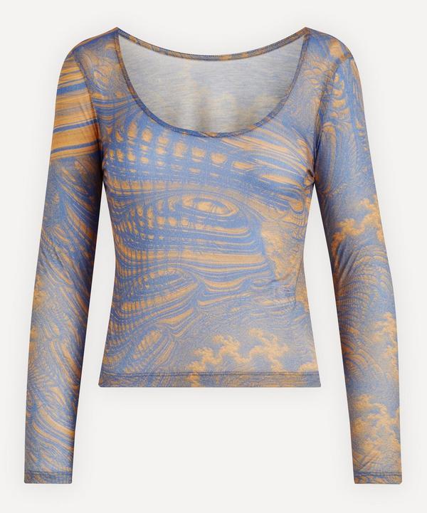 Paloma Wool - Aurea Lightning Print Top