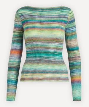Concordia Knitted Top
