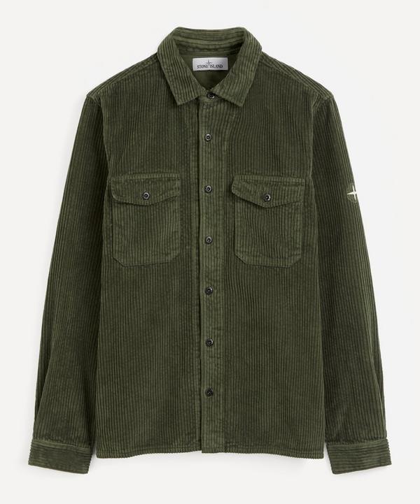 Stone Island - Cotton Corduroy Shirt