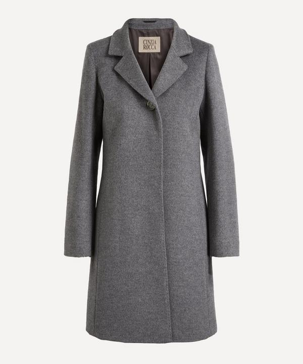Cinzia Rocca - Classic Wool Overcoat