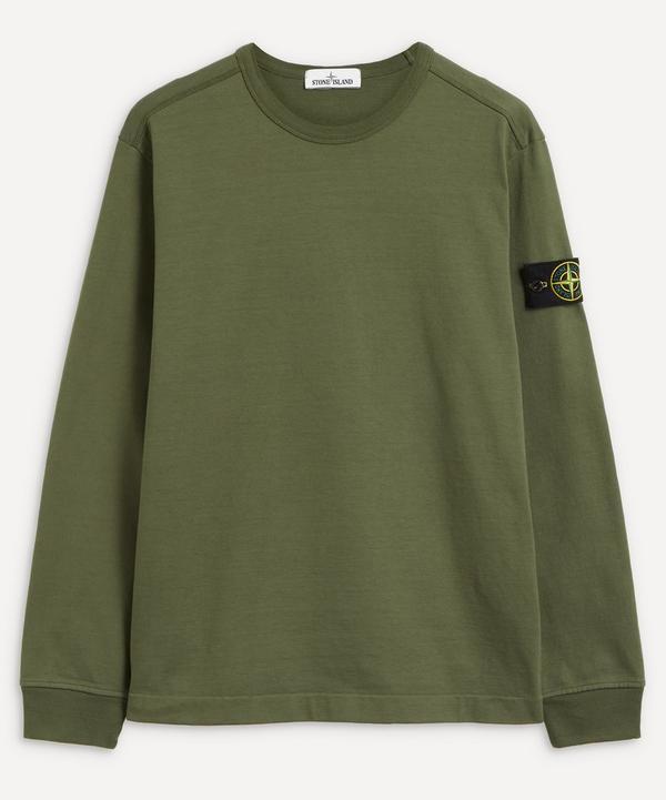 Stone Island - Crew-Neck Cotton Sweatshirt