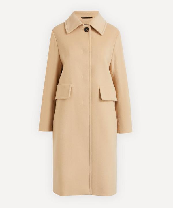 Cinzia Rocca - Virgin Wool Classic Coat