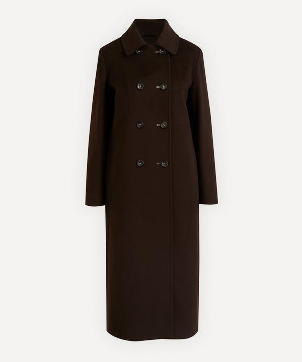 Cinzia Rocca - Virgin Wool Double-Breasted Coat