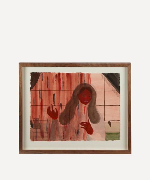 Bobbye Fermie - Tuesday Morning Original Framed Painting