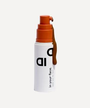 In Your Face Water Tint for Face in 1 Deepest 30ml