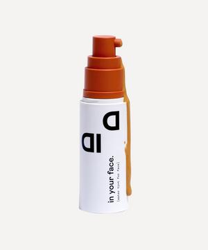 In Your Face Water Tint for Face in 3 Tan 30ml