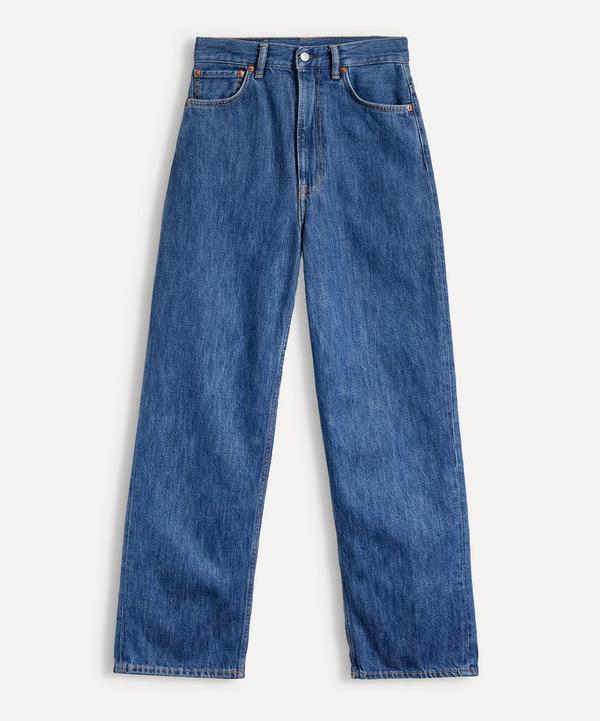 Acne Studios - 1993 Wide-Straight Leg Jeans