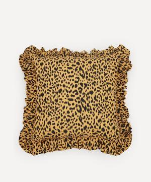Feline Fine Square Cushion