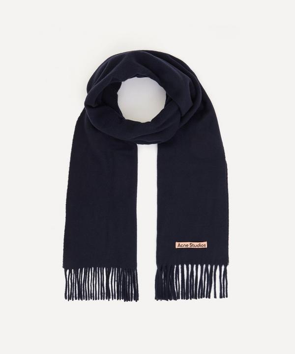 Acne Studios - Narrow Wool Scarf
