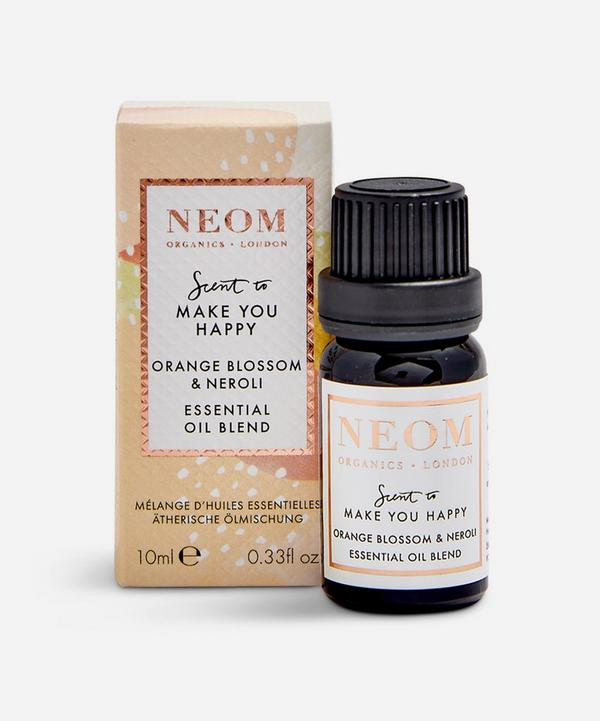 NEOM Organics - Scent to Make You Happy Orange Blossom & Neroli Essential Oil Blend 10ml