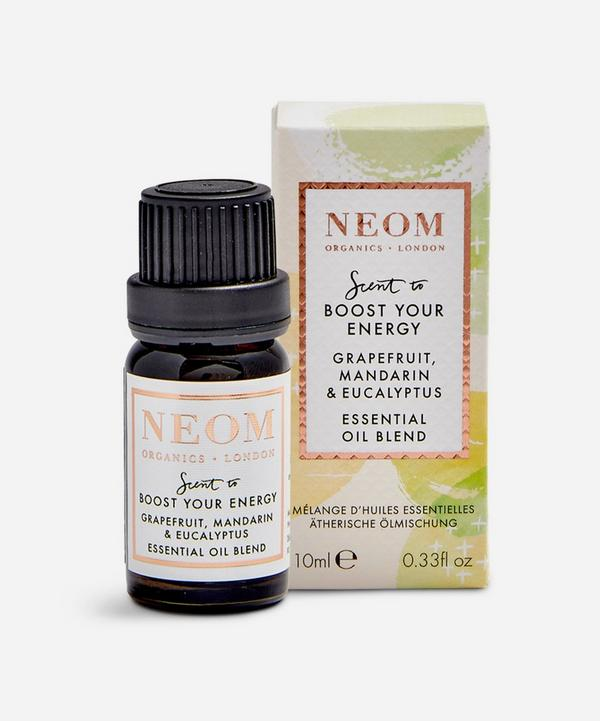 NEOM Organics - Scent to Boost Your Energy Essential Oil Blend 10ml