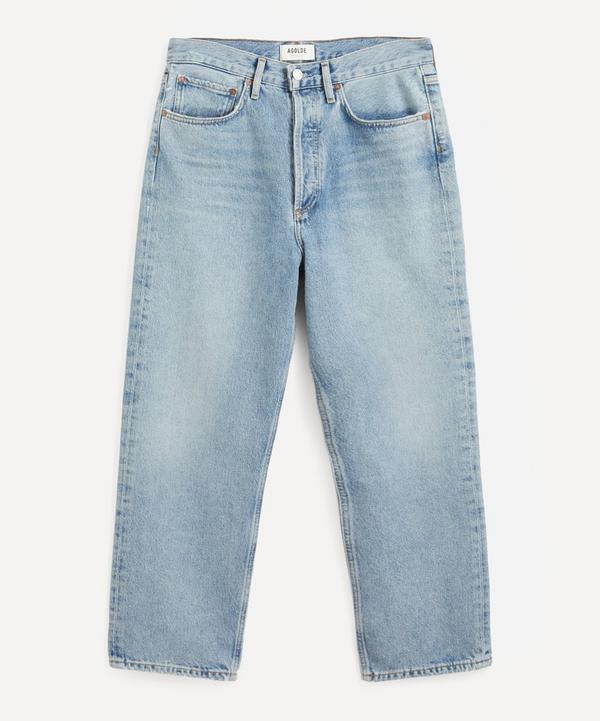 AGOLDE - 90s Pinch-Waist Crop Jeans