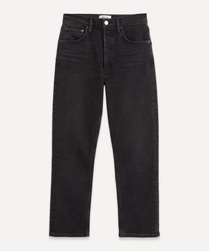 Riley Crop Jeans in Panoramic
