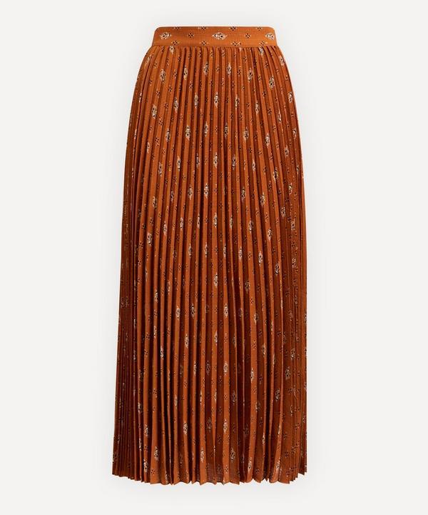 Sessùn - Lyrics Long Pleated Skirt