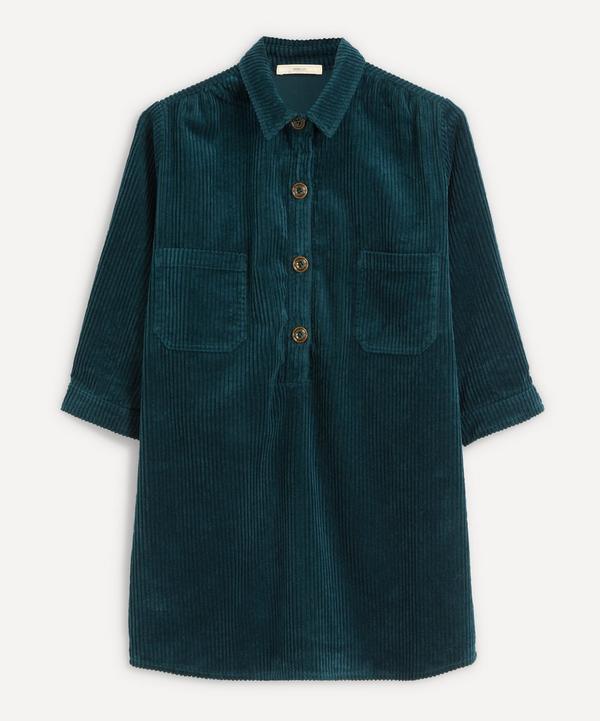 Sessùn - Gihana Cord Shirt Dress