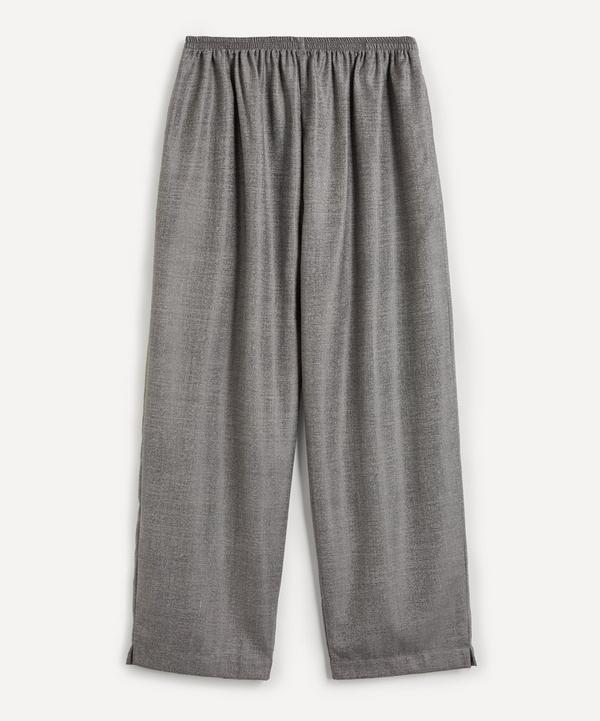 Eskandar - Longer Japanese-Style Trousers