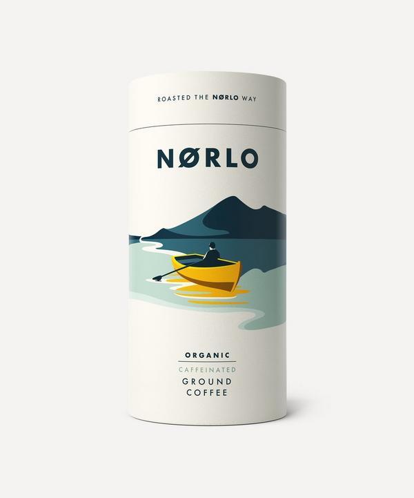 Norlo - Organic Caffeinated Ground Coffee 200g