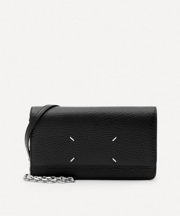 Maison Margiela - Leather Chain Wallet