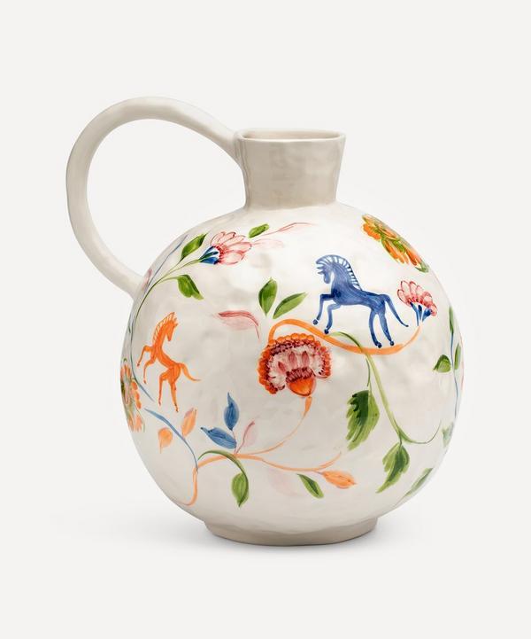 Anna + Nina - Flower Parade Ceramic Vase