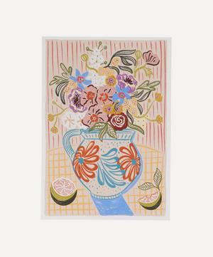 Flowers For Summer Unframed A3 Giclée Print
