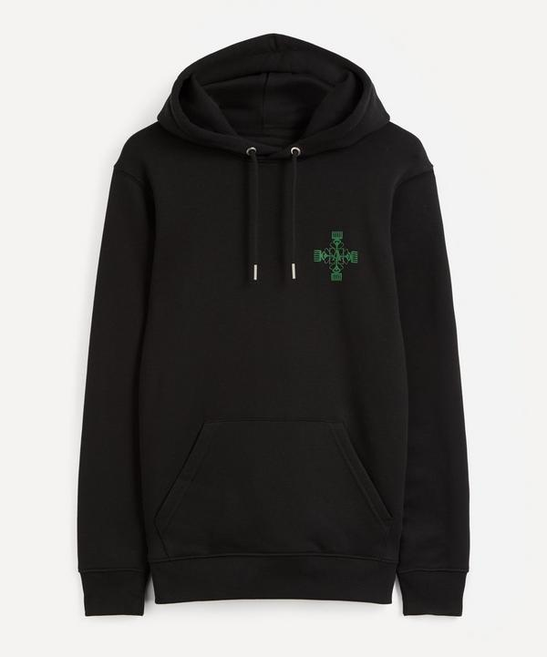 Ahluwalia - Emblem Organic Cotton Hoodie