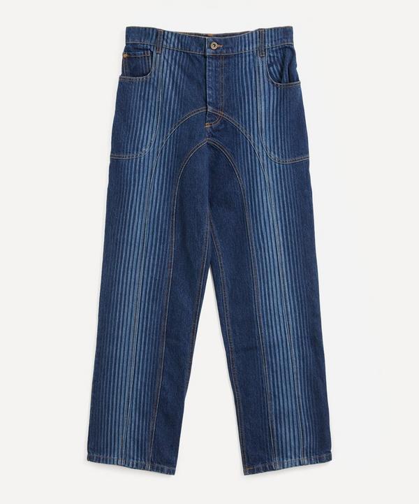 Ahluwalia - Signature Low Rise Jeans