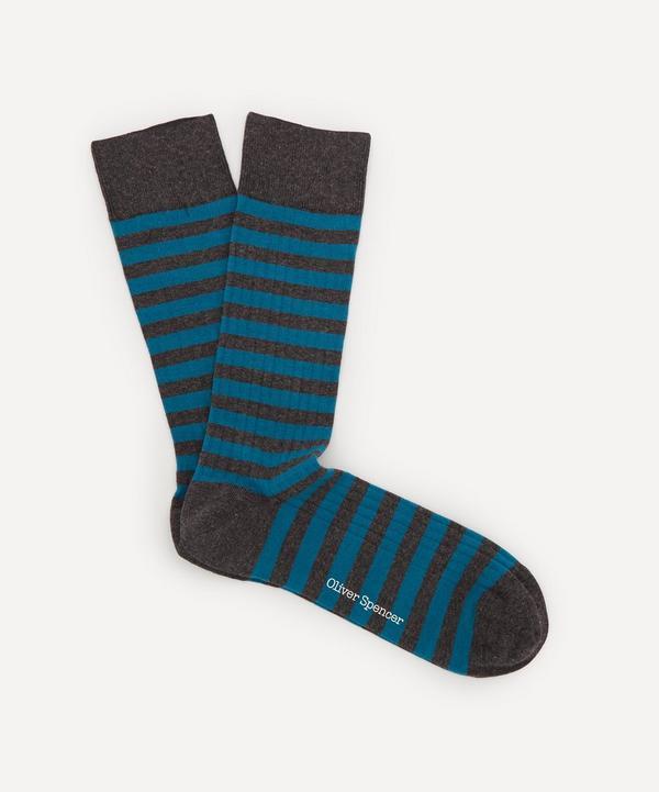 Oliver Spencer - Miller Stripe Socks
