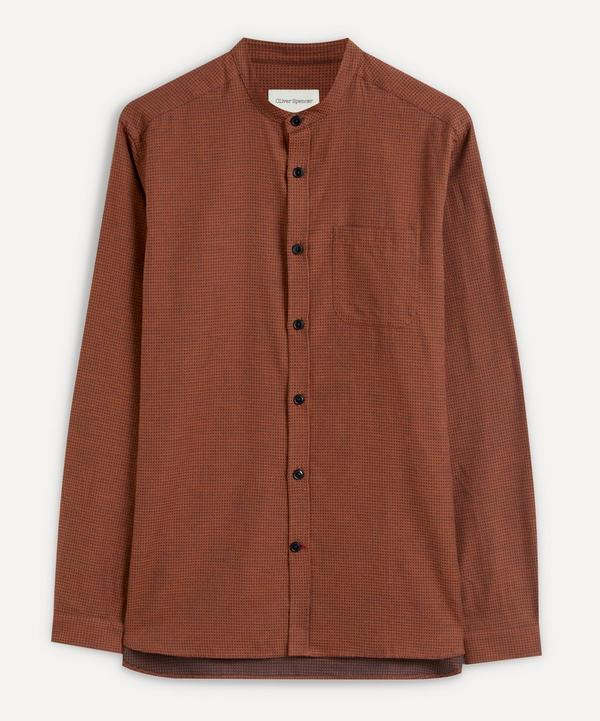 Oliver Spencer - Rayn Grandad Shirt